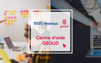 Flash Info : Geolid lance son Centre d'aide !